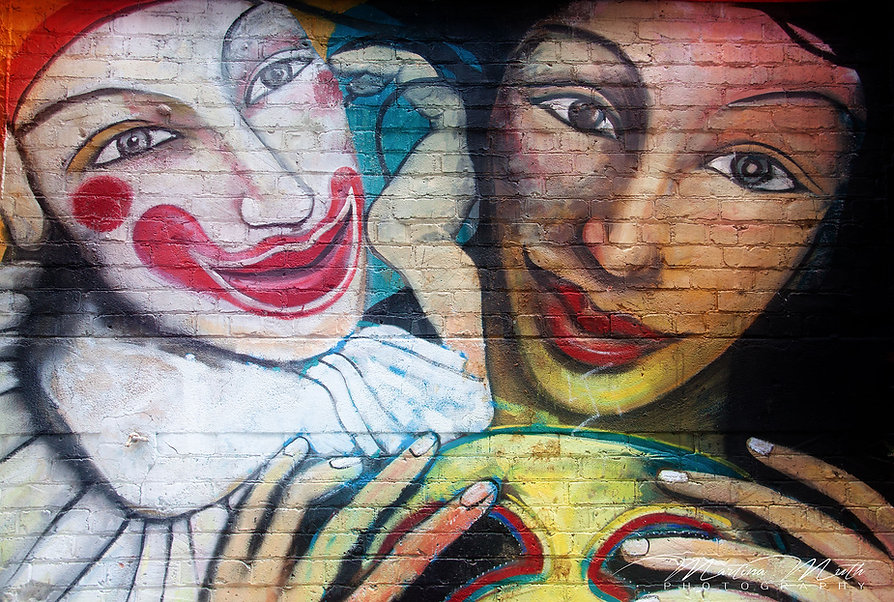Wellington Graffiti