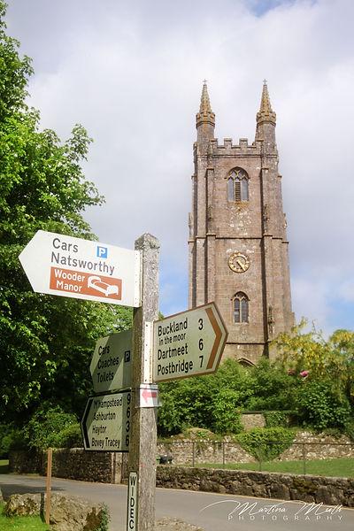 St. Pancras, Dartmoor  Widecombe-in-the-Moor