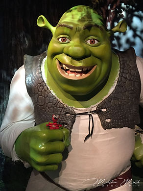 Madame Tussauds London - Shrek