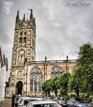 St. Mary's Church Warwick