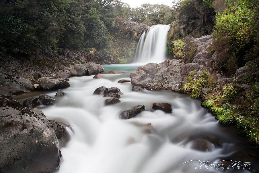 Tawhai Falls (Henneth Annun)