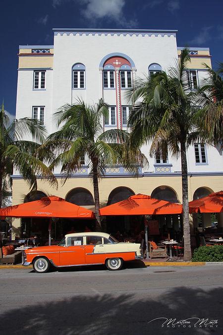 Miami Beach, Ocean Drive, Edison Hotel