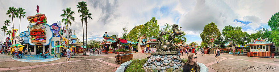 Universal Studios Orlando Toon Lagoon