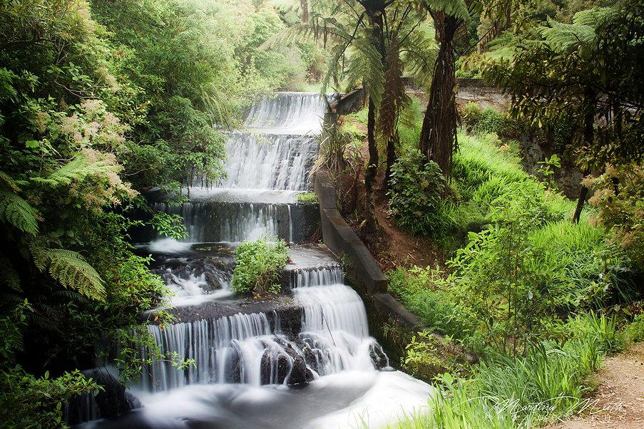 Korokoro Dam Waterfall
