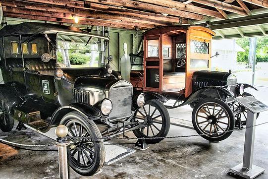 Edison & Fort Winter Estate Model T
