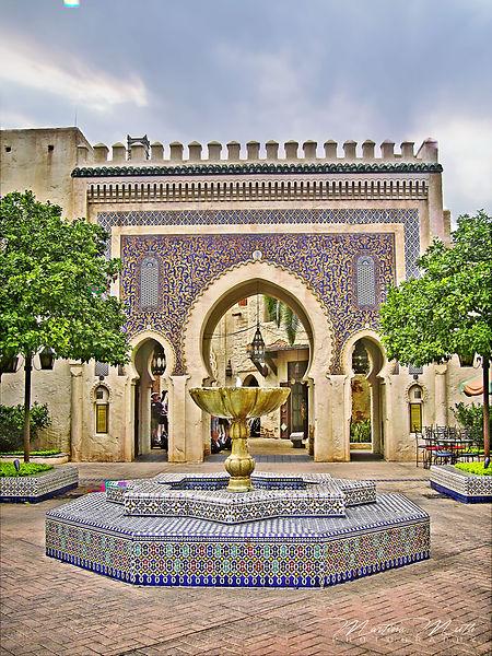 EPCOT Marocco