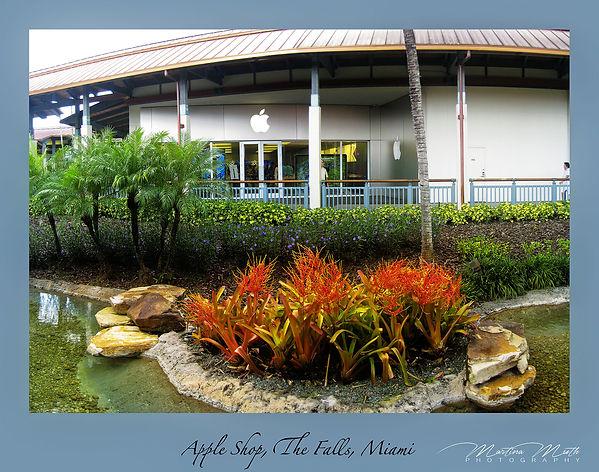 Apple Shop, The Falls, Miami