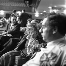 Election night at the City Hall, 4th May 1979