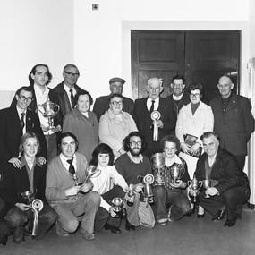 Scottish National Cavy Club, 8th October 1977