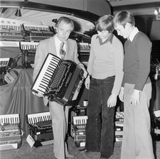 Accordion & Fiddle Festival, 20th October 1979