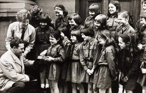 Perthshire Musical Festival – Brownies, March 1965