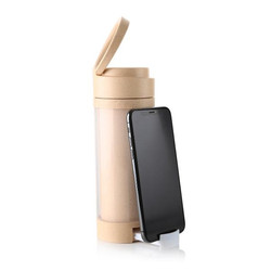 Eco Friendly Bottle with Phone Holder