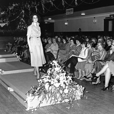 Charity Fashion Show in Aid of the International Year of the Child, 14th March 1979