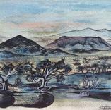 Two Bings (blue), 1943-7