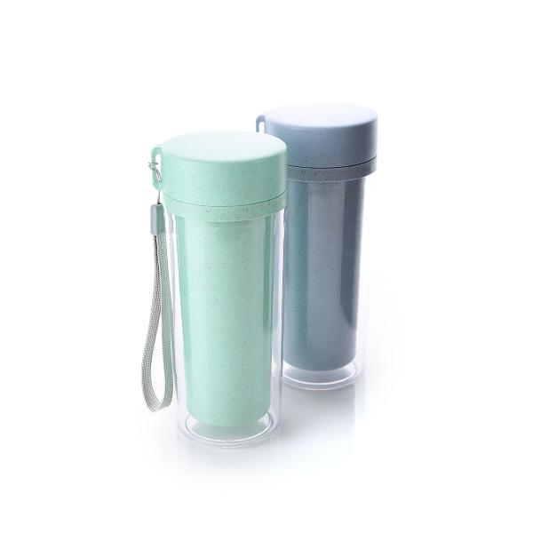 Eco Friendly Bottle with Strap
