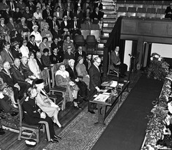 Freedom Ceremony for D.K. Thomson, 30th October 1982