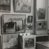 David McClure's Diploma Show, 1951