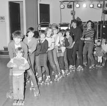 Roller Skate Disco, 23rd October 1982