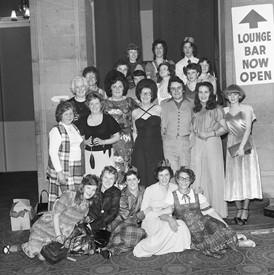 Dewar's Warehouse Staff Dinner Dance, 28th January 1977