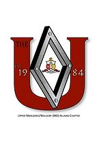 The U logo Crimson.png
