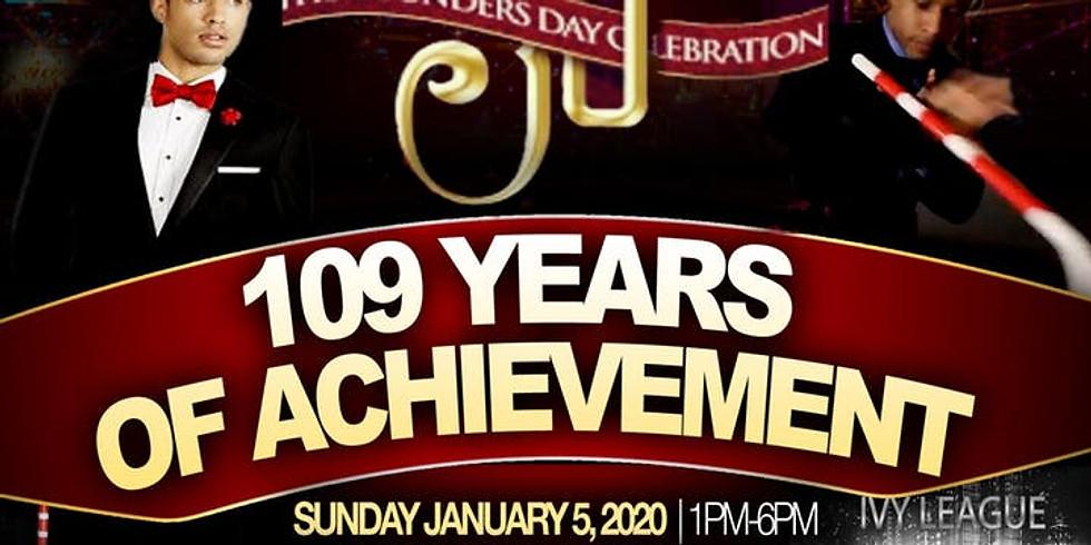 OFFICIAL DMV Kappa Alpha Psi Founders' Day (J5) 2020 - DMV Nupes Day Party Celebration