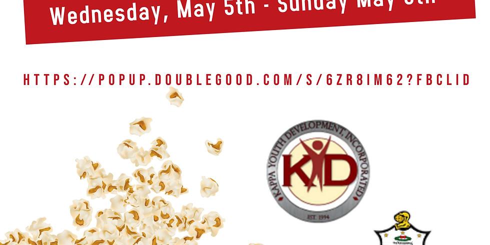 "Kappa Youth Development ""Double Good"" Popcorn Fundraiser"