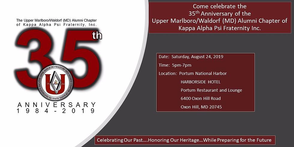 Upper Marlboro/Waldorf (MD) Alumni Chapter 35th Chartering Day Gathering