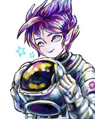 宇宙の旅人