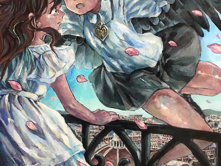 「風とともに」小平アートサイト!