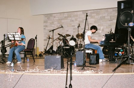 Performance at Guelph Youth Music Centre