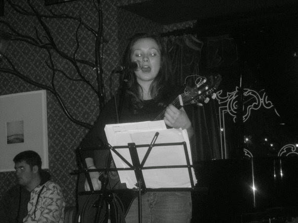 Performing at manhattans in 2009-2010