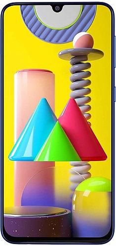 Samsung Galaxy M31 ( Blue, 128 GB)  (6 GB RAM)