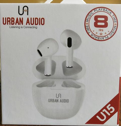 Urban Audio U15 Airpods white
