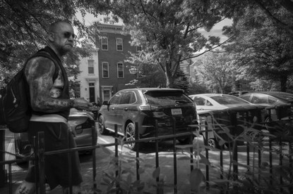 Washington DC's streets