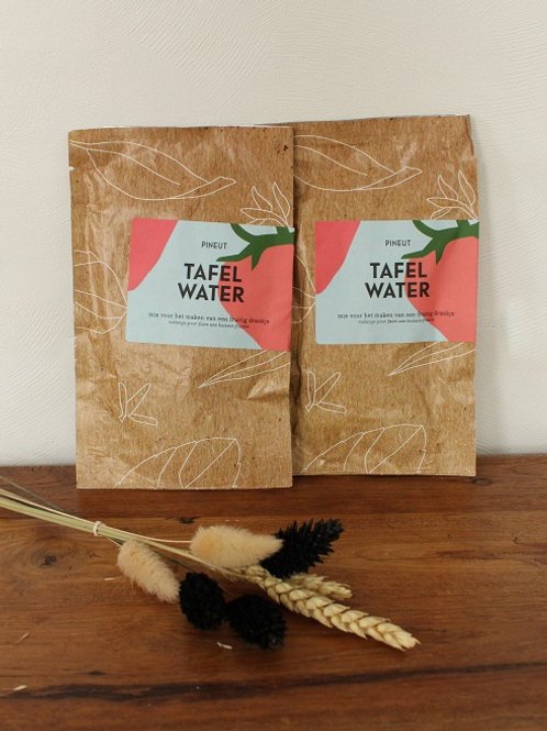 Tafelwater - Fruitig drankje