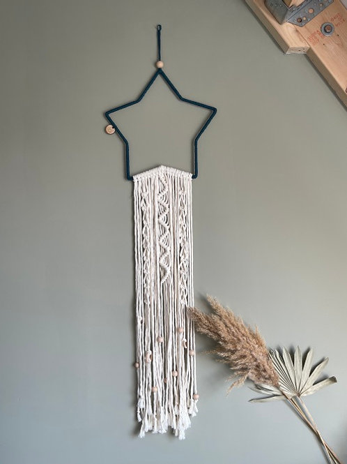 Wandhanger ster Lily
