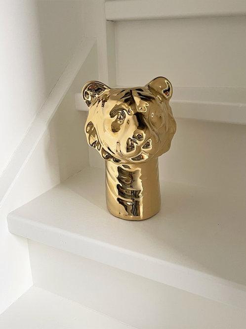 Vaas - Gouden tijger