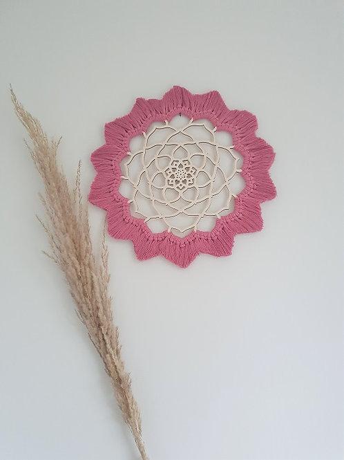 Wandhanger Mandala Lotus