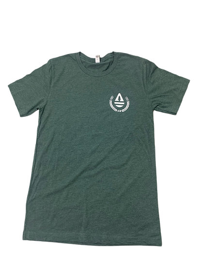 Revamped Classic Forest Green T-Shirt