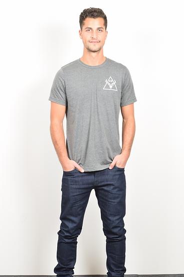 Cervidae Stone Grey T-Shirt