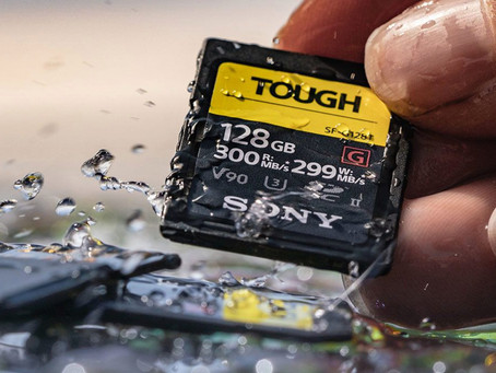The 'world's toughest and fastest SD cards' are here!