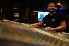 LAMISA 2019 | Working in Paramount Studios