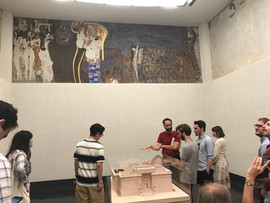 The Beethoven Frieze - Guided tour at the Secession Center