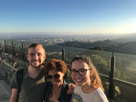 LAMISA 2019 | Tour at the Griffith Observatory