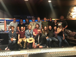 LAMISA 2019 group at Paramount Studios