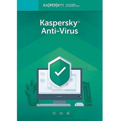 Antivirus Kaspersky Personal 1 PC |  1 año