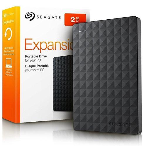 Disco duro Externo 2 TB Seagate