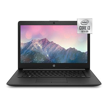 """HP 14"""" HD   Intel i3-10110U   4GB   500 HDD   WIN 10H   1 Año Garantia"""