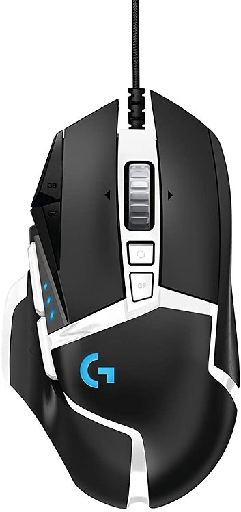Logitech Gaming Mouse G502 (Hero)