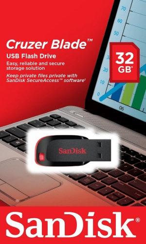 SanDisk Cruzer Blade - Unidad flash USB - 32 GB